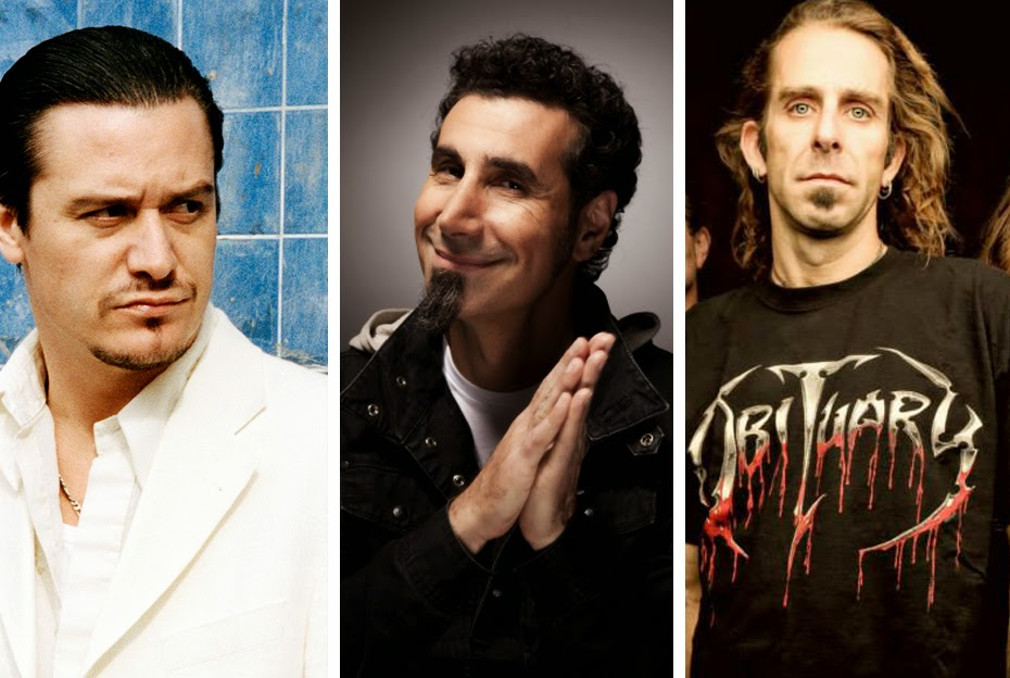 A Preparar el cuello: Playlist Santiago Gets Louder (2da Parte)