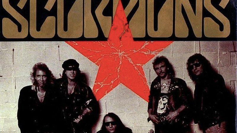 """Scorpions lanzará edición de lujo de """"Wind of Change"""" con un pedazo del Muro de Berlín"""