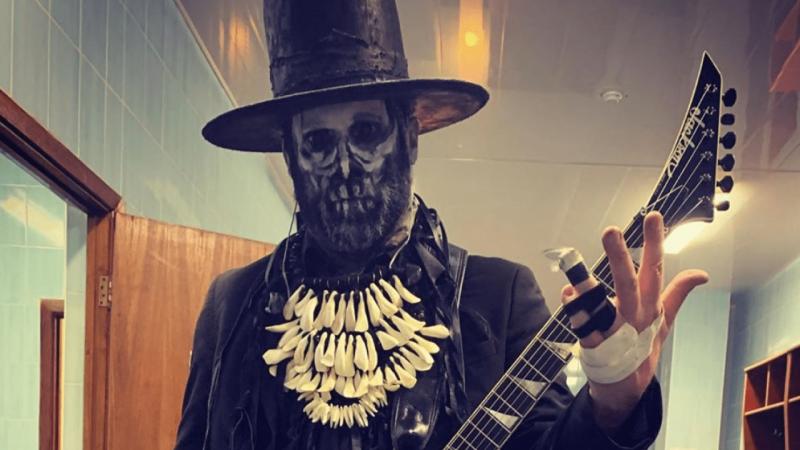 """Wes Borland publica su nuevo álbum en solitario: escucha """"The Astral Hand"""""""