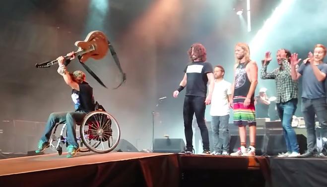 Foo Fighters transmitirá su memorable show en el festival de Sziget de 2019