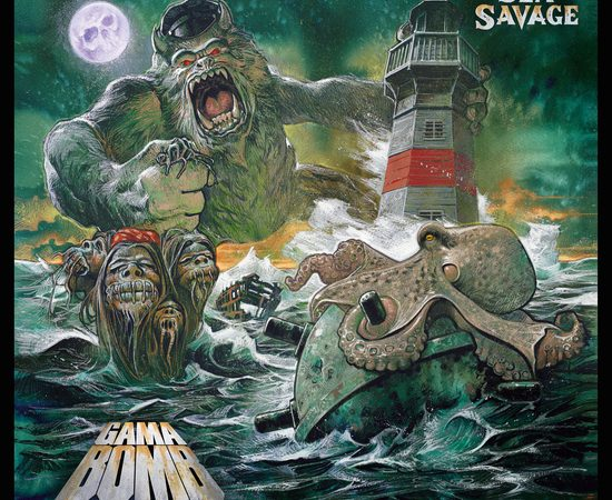 "Gama Bomb: ""Sea Savage"" (2020)"