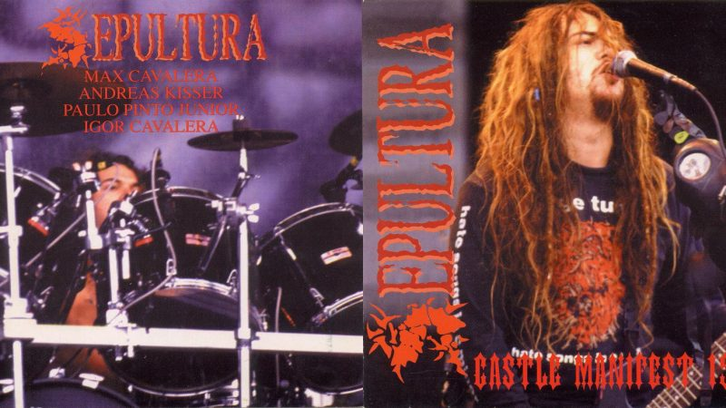 NR En Vivo: el implacable show de Sepultura en Donington '94 (Monsters of Rock)