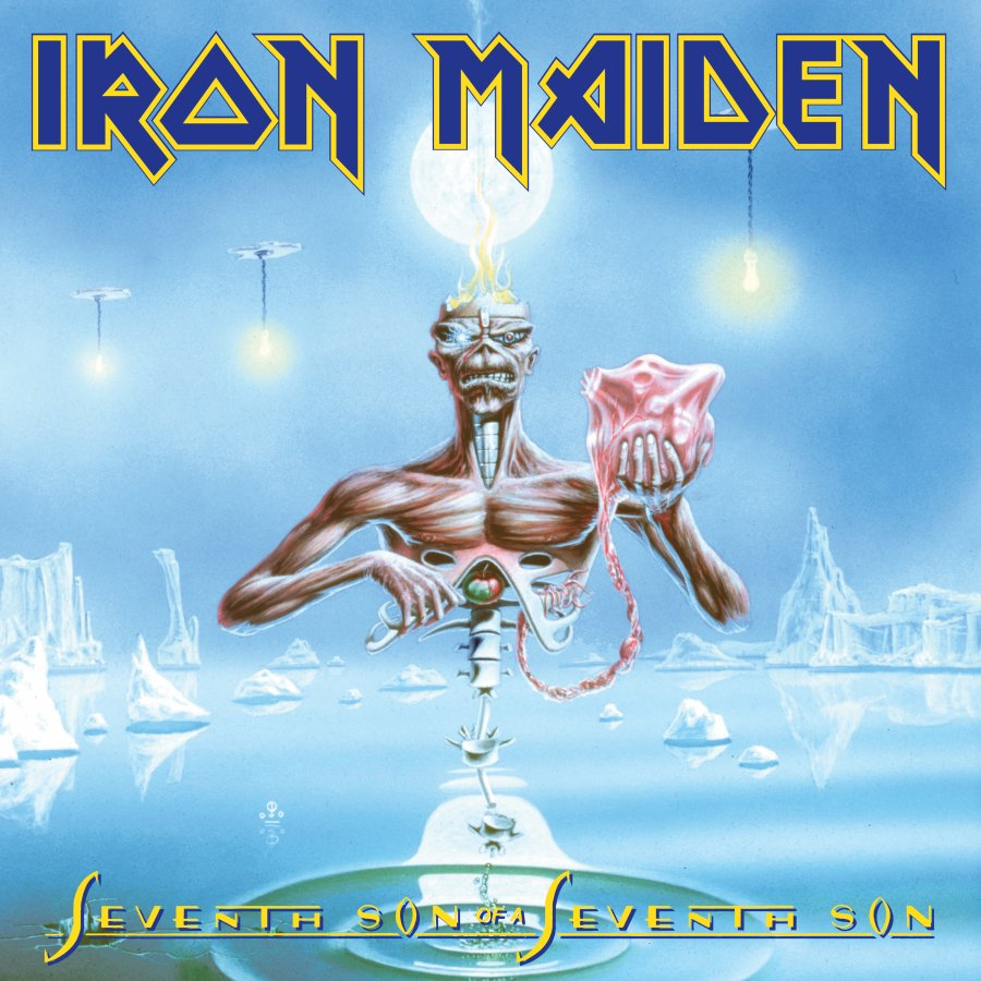 Disco Inmortal: Iron Maiden – Seventh Son of a Seventh Son (1988)