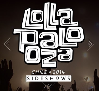 Lollapalooza Chile 2014 anuncia nuevos sideshows: Johnny Marr, Capital Cities, Cage the Elephant y Portugal. The Man entre otros