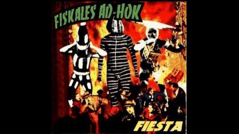 "Disco Inmortal: ""Fiesta""- Fiskales Ad-Hok (1998)"