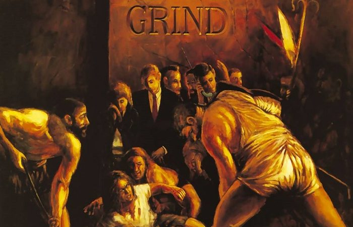 Disco Inmortal: Skid Row – Slave to the Grind (1991)