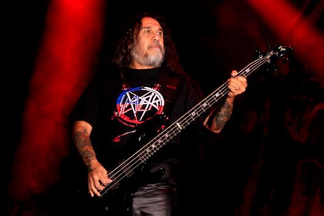 Slayer en Maquinaria Chile 2012: Un Crimen Perfecto