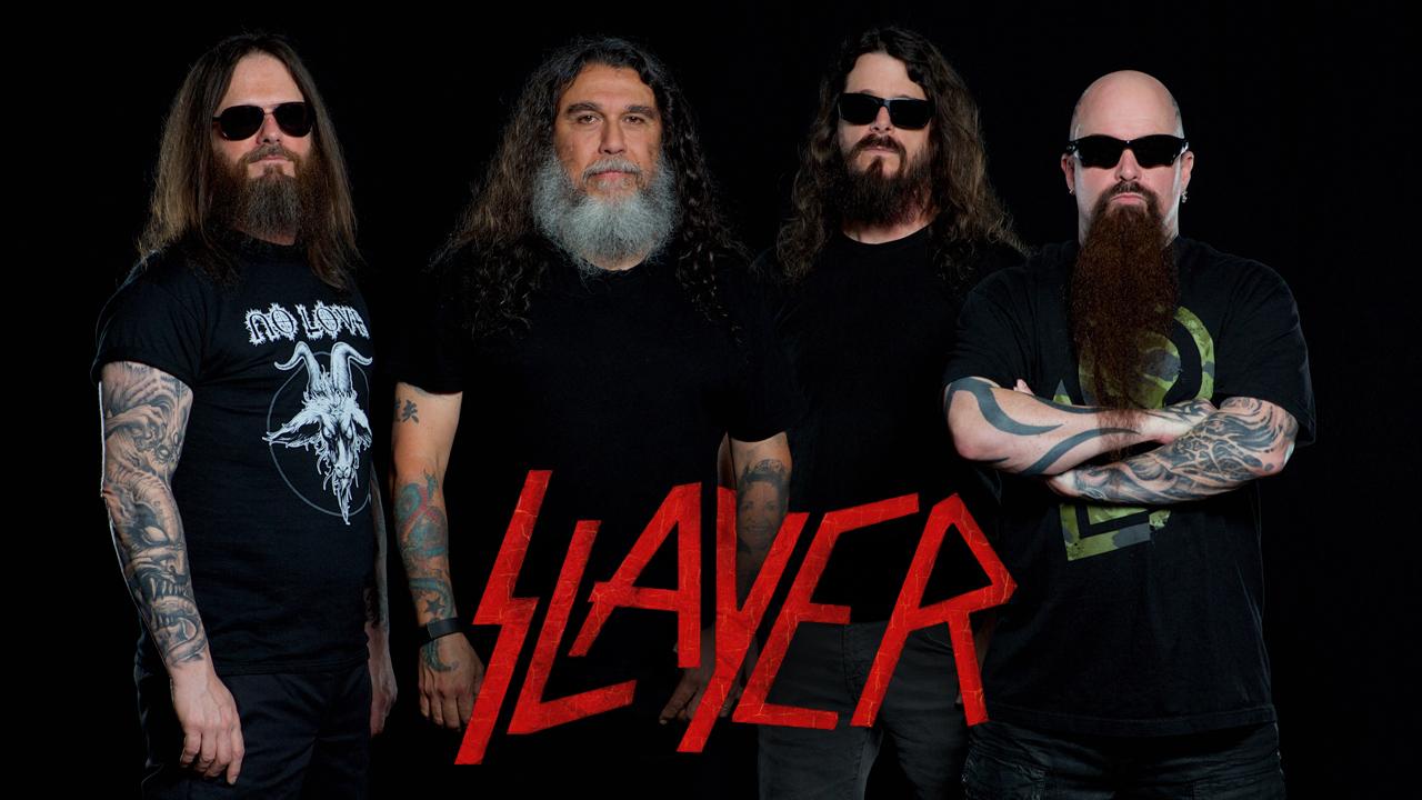 Lanzarán nuevo libro actualizado sobre la historia de Slayer