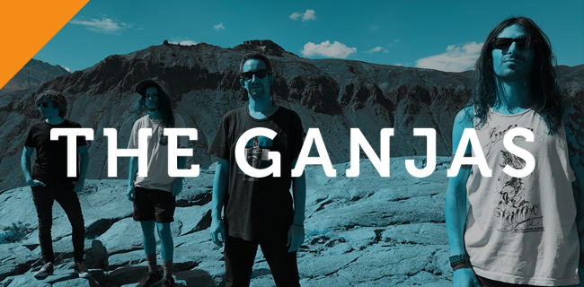 Confirmado: The Ganjas abrirá show de The Cult en Chile