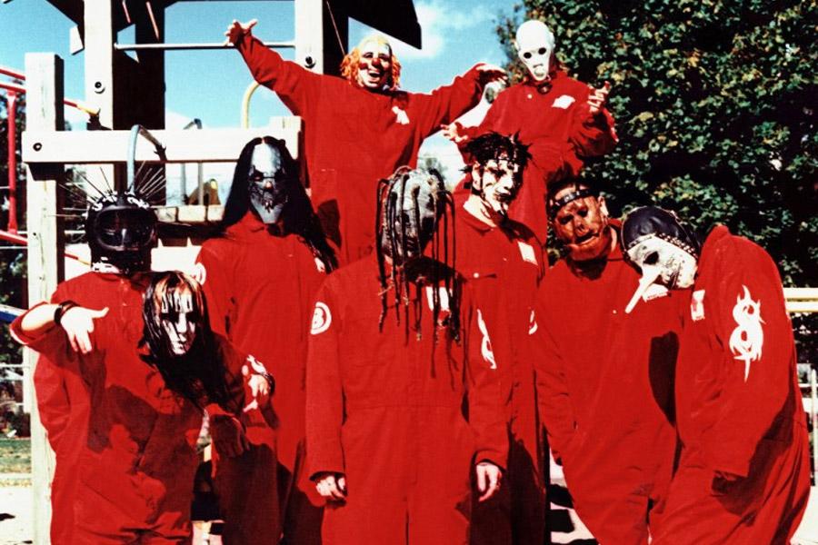 "Slipknot publica en línea el documental de 1999 ""Welcome to our Neighborhood"""
