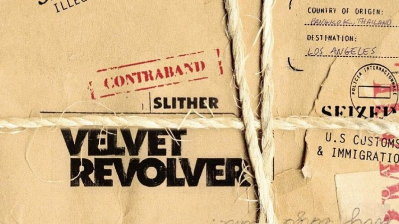 "Cancionero Rock: ""Slither"" – Velvet Revolver (2004)"