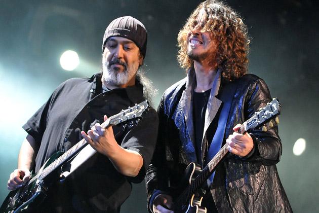 Mira la presentación completa de Soundgarden en el show de Letterman