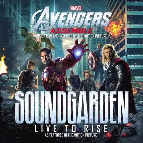 """Escucha """"Live to Rise"""", la nueva canción de Soundgarden completa"""