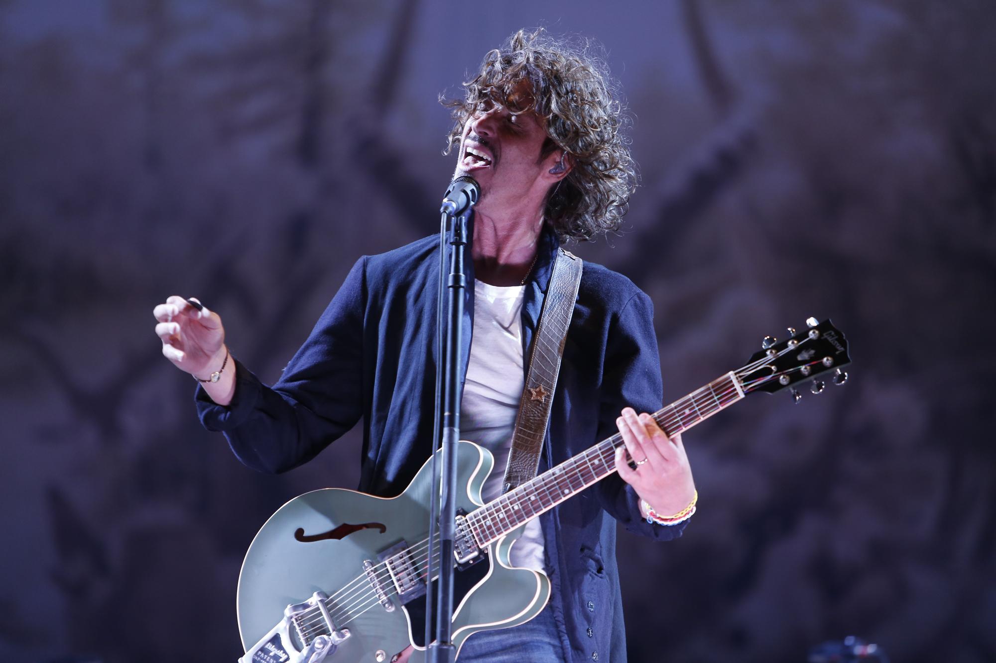 Mira el concierto completo de Soundgarden en Lollapalooza Chile 2014