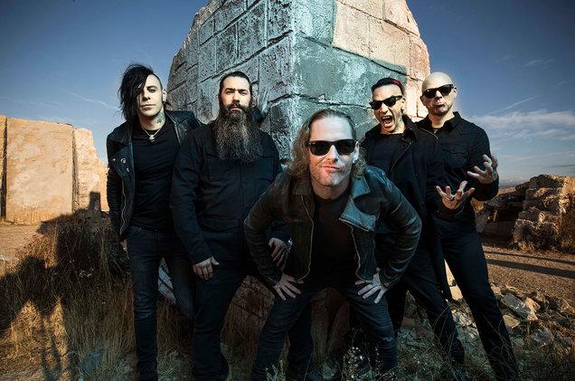 Stone Sour anuncia nuevo lanzamiento para inicios de 2020