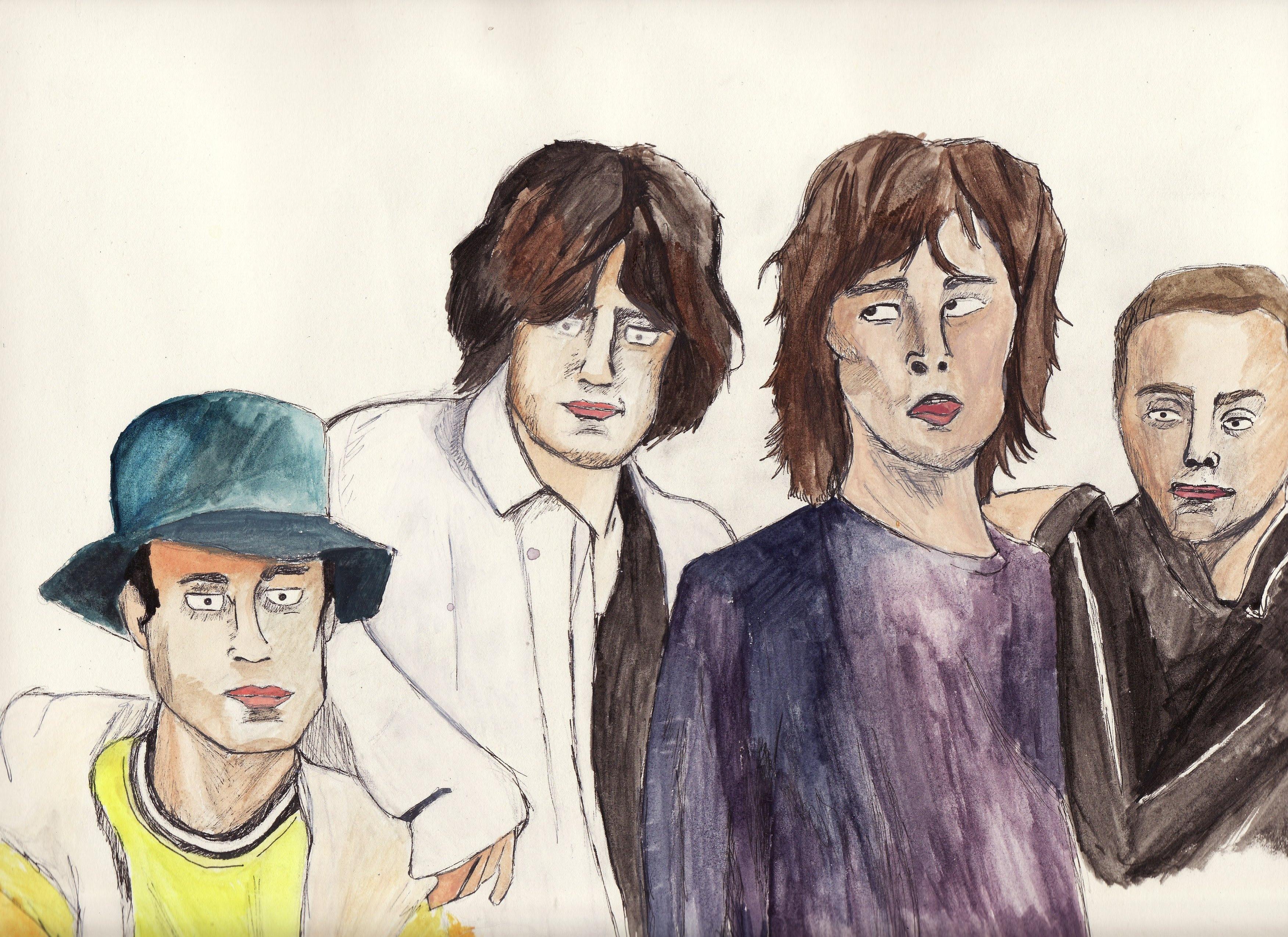 La resurrección de The Stone Roses: Portadores del sonido de toda una generación