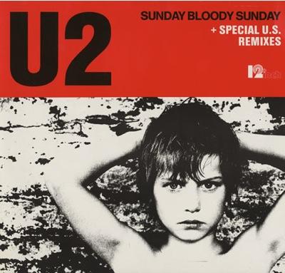 Cancionero Rock Sunday Bloody Sunday U2 1983 Nación Rock