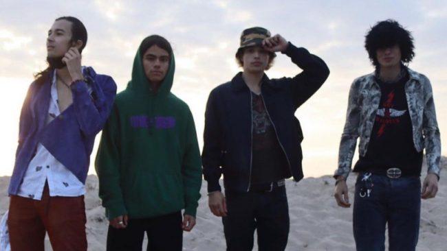 Suspect208, la banda de hijos de miembros de STP, Metallica y Slash lanzan nuevo single