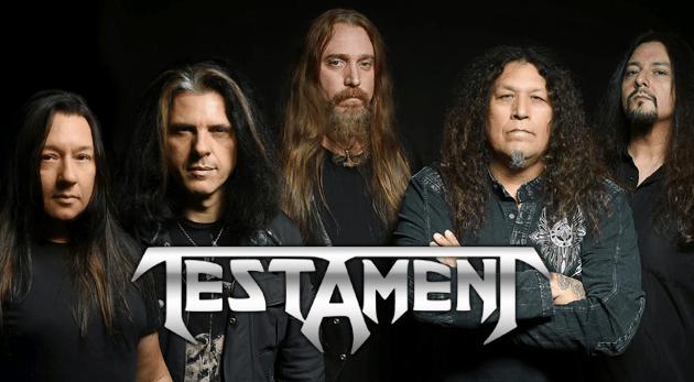 """""""Night of The Wish"""": así suena el poderoso primer adelanto de lo nuevo de Testament"""