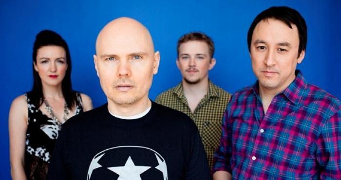 The Smashing Pumpkins anuncia el lanzamiento de dos nuevos álbumes de estudio para 2015