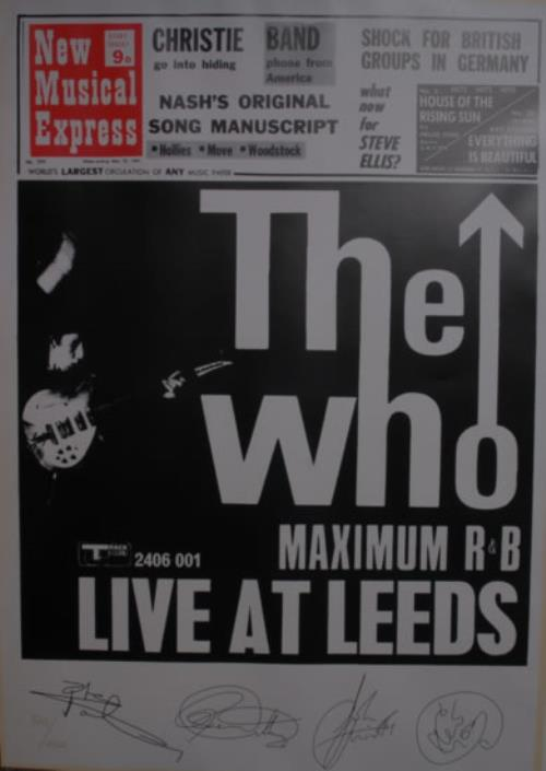 THE_WHO_LIVE+AT+LEEDS+-+NUMBERED+POSTER-403419