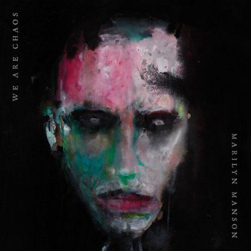"""Marilyn Manson publica su primer álbum en tres años, escucha """"WE ARE CHAOS"""""""