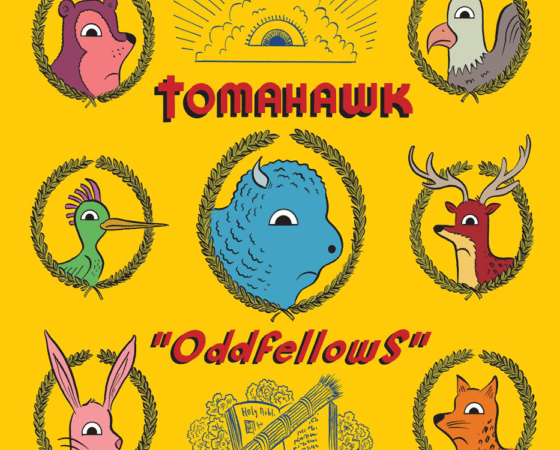 Tomahawk- Oddfellows: la delgada línea