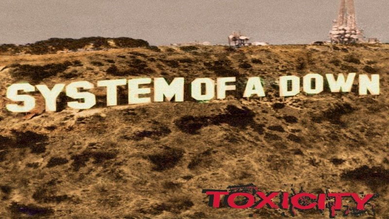 """Disco Inmortal: System Of A Down """"Toxicity"""" (2001)"""