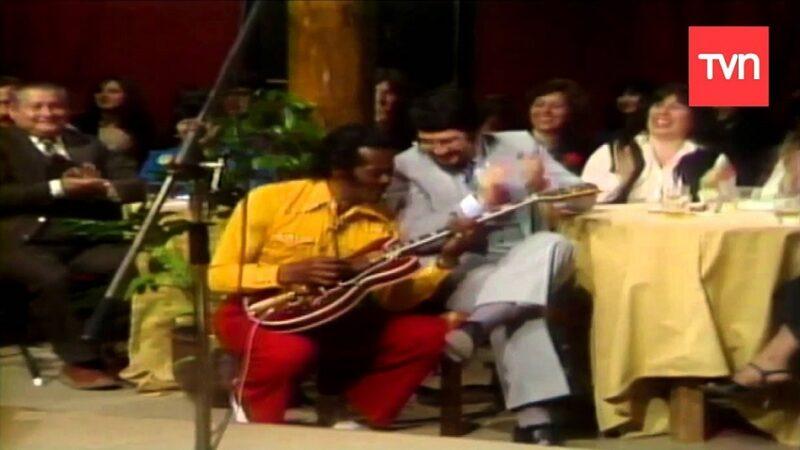 Desde Chuck Berry a Soda Stereo: 15 capitulos de culto del rock en la TV chilena