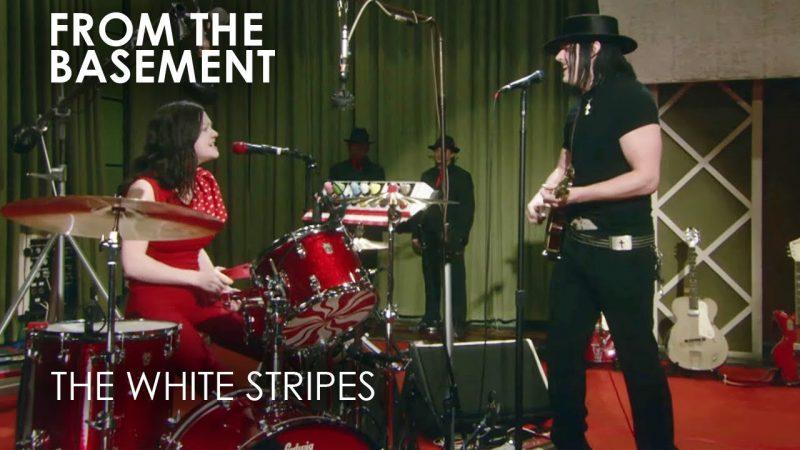 VIDEO: The White Stripes liberan en streaming completo y por primera vez su presentación Live From the Basement