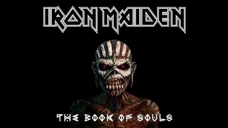 """""""The Book of Souls"""": Iron Maiden prolongándose como nunca antes"""