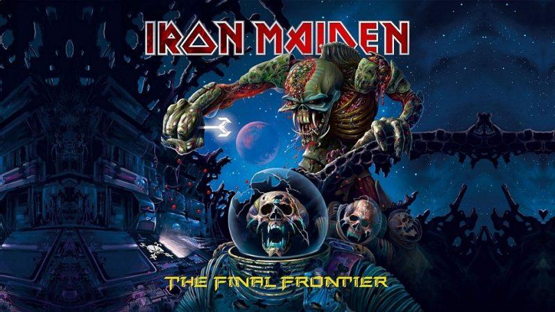 """""""The Final Frontier"""": progresivo arranque de década para Iron Maiden"""