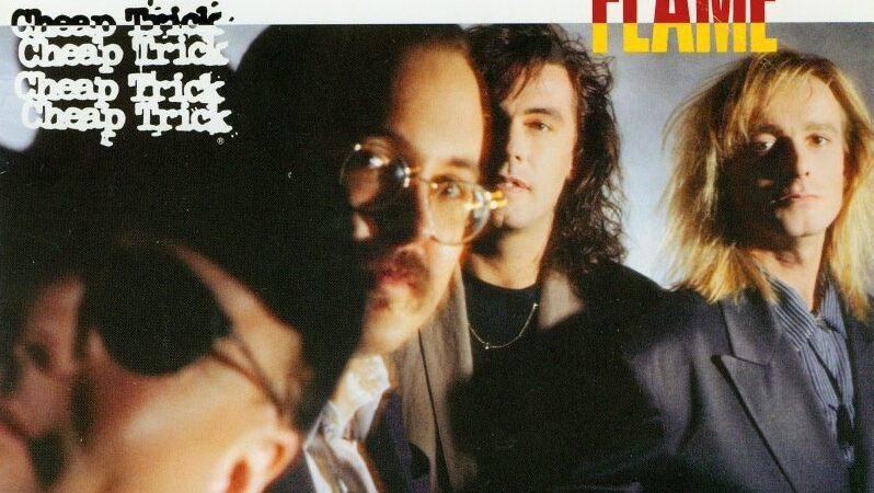 """Cancionero Rock: """"The Flame"""" – Cheap Trick (1988)"""
