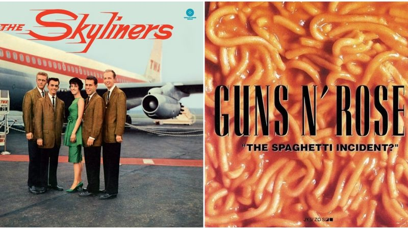 "2×1: ""Since I Don't Have You"" The Skyliners vs. Guns N' Roses"