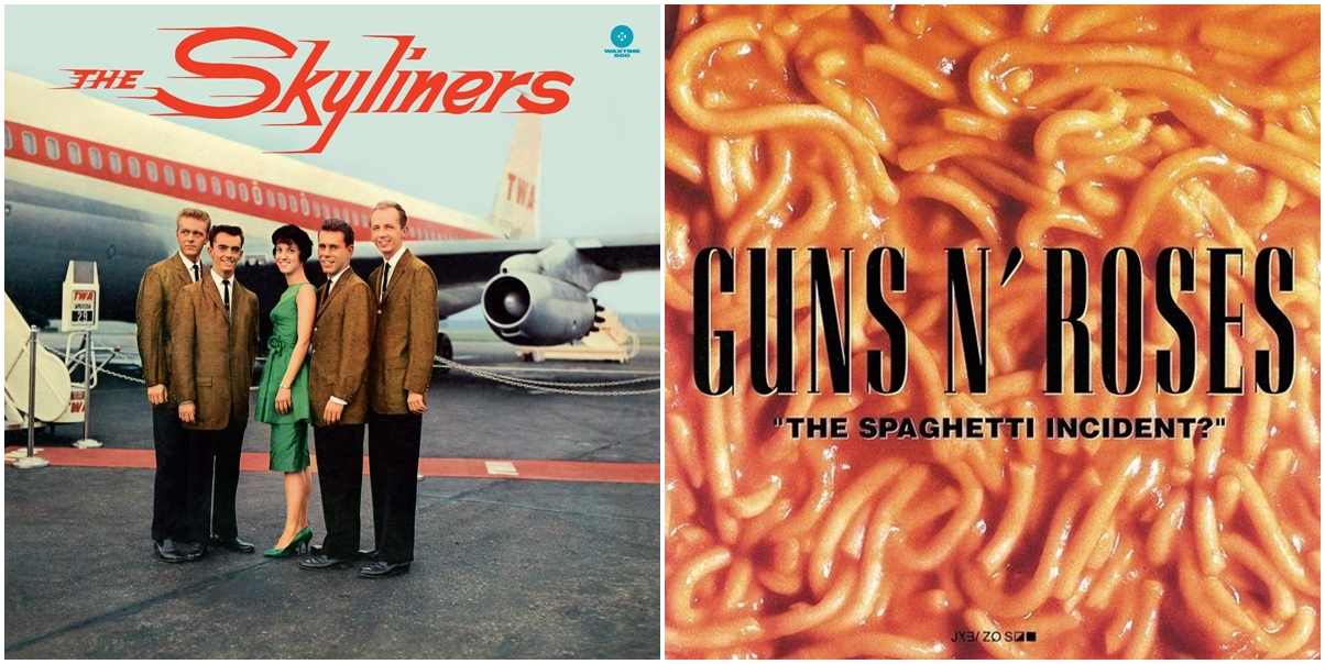 """2×1: """"Since I Don't Have You"""" The Skyliners vs. Guns N' Roses"""