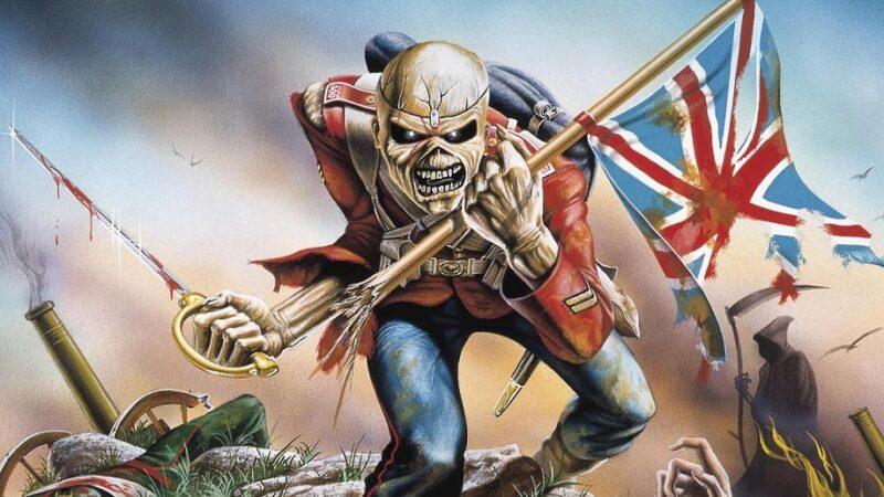 """Cancionero Rock: """"The Trooper"""" – Iron Maiden (1983)"""