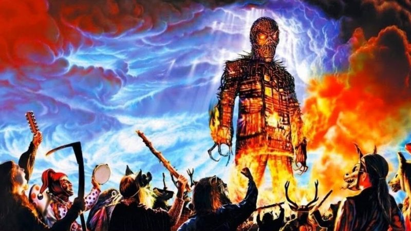 "Cancionero Rock: ""The Wicker Man"" – Iron Maiden (2000)"