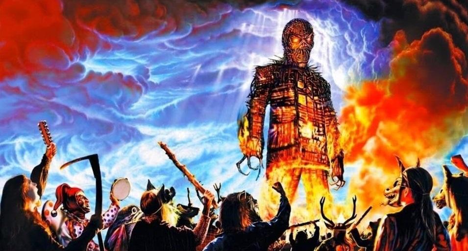 """Cancionero Rock: """"The Wicker Man"""" – Iron Maiden (2000)"""
