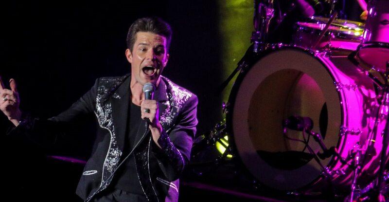 The Killers cerró Lollapalooza Chile 2018 con una lección de espectáculo