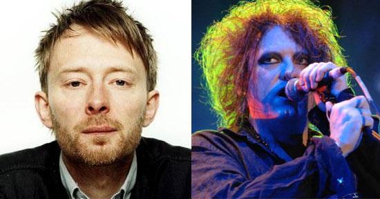 The Cure, Def Leppard y Radiohead ingresarán al Salón de la Fama del Rock'N Roll