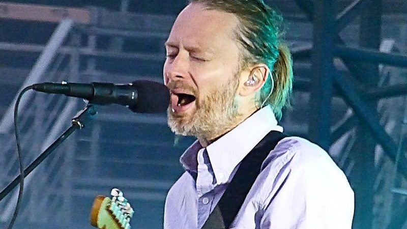 Thom Yorke abrirá show de Massive Attack con un especial set acústico