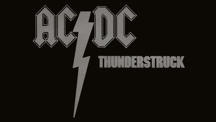 "Cancionero Rock: ""Thunderstruck"" – AC/DC (1990)"