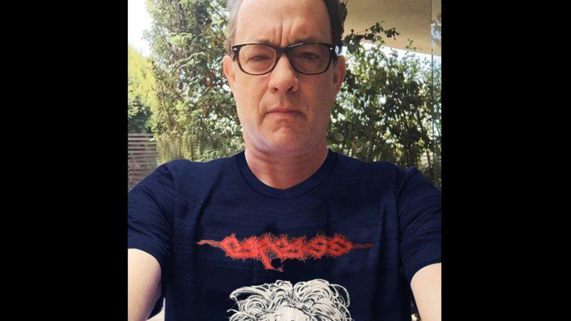 Tom Hanks: el posible fanático más famoso de Carcass