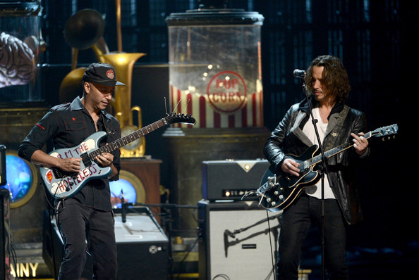 Chris Cornell y Tom Morello (Audioslave) se reunirán en Seattle en septiembre