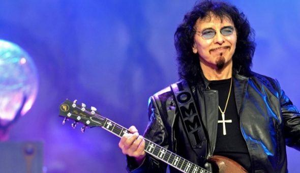 """Tony Iommi dice que tiene """"una montaña de riffs"""" para un nuevo álbum"""
