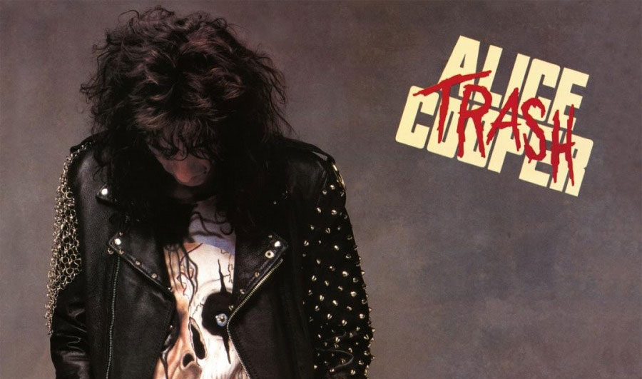 Disco Inmortal: Alice Cooper – Trash (1989)
