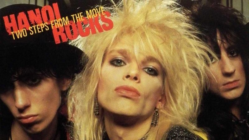 """Two Steps from the Move"": el mejor golpe de Hanoi Rocks"