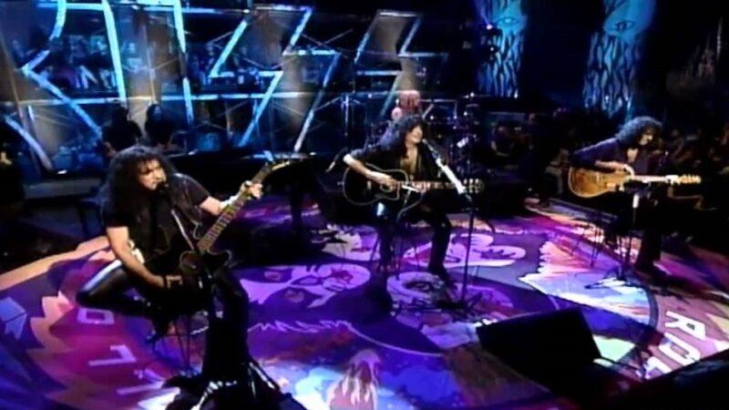 Conciertos que hicieron historia: el MTV Unplugged de Kiss, el show que reunió a los miembros originales (1995)