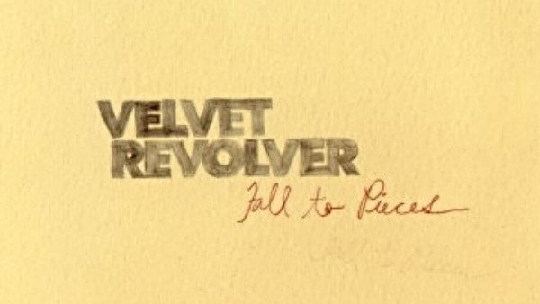 "Cancionero Rock: ""Fall to Pieces"" – Velvet Revolver (2004)"