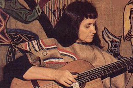 Se reedita catálogo completo de Violeta Parra